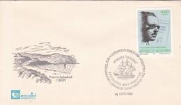 PUERTO SOLEDAD(1829)SOBERANIAEN IS MALVINAS, GEORGIAS Y SANDWICH DEL SUR Y ANTARTIDA 1982.ILES MALOUINES MALVINAS- BLEUP - Falkland Islands