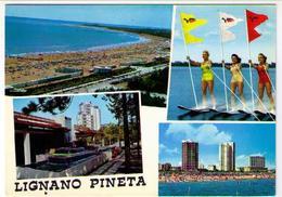 LIGNANO -  PINETA  (UD) - - Udine