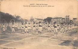 54 - MEURTHE ET MOSELLE / Nancy - 544984 - Thème Gymnastique - Nancy
