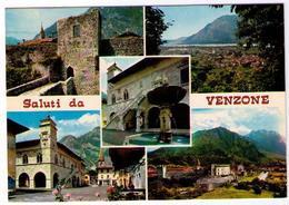 SALUTI DA VENZONE - PIU' FOTOGRAMMI  (UD) - Udine
