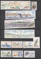 Lot De Timbres Saint Pierre Et Miquelon Thème Oiseaux - Collections, Lots & Series