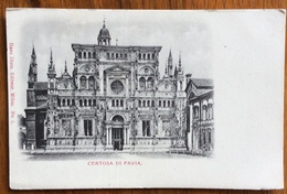 CERTOSA DI PAVIA N.V,. - Pavia