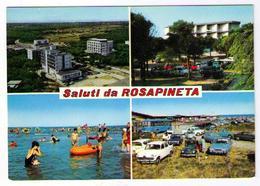 SALUTI DA ROSAPINETA (PN) - Pordenone