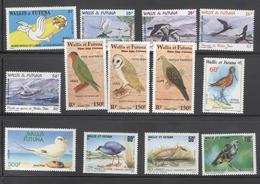 Lot De Timbres Wallis Et Futuna Thème Oiseaux - Collections, Lots & Series