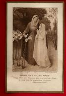 Image Pieuse Holy Card Communion Geneviève Lamulle Basil. St Denis Argenteuil 3-06-1920 - Ed Bouasse Lebel Lecène 8186 - Imágenes Religiosas