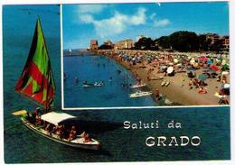 SALUTI DA GRADO  (GO) - Gorizia