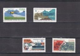 Cuba Nº 1262 Al 1265 - Cuba