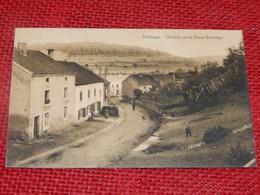 RODANGE  -  Chemin De La Basse Rodange  -  1909 - Rodange