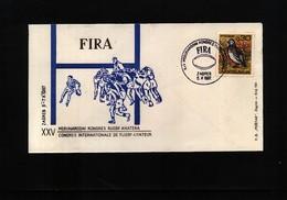 Jugoslawien / Yugoslavia 1967 Zagreb International Congress Of Rugby Amateur - Rugby