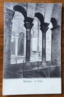 RAVENNA - S.VITALE CARTOLINA VIAGGIATA IN FRANCIA  25/8/1917 - Como