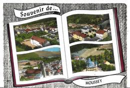 ~ JP ~ 88 ~     Souvenir De  MOUSSEY   ~  4 Vues - Moussey