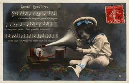 Gentil Coqu'licot - Phonographe - Szenen & Landschaften