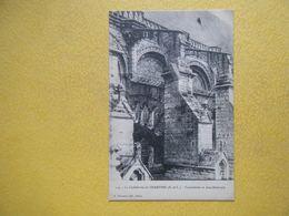 CHARTRES. La Cathédrale. Les Contreforts Et Les Arcs Boutants. - Chartres