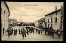 LEZEY ( Lorraine) Litzingen - France
