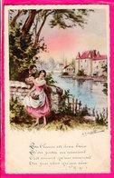 Cpa Carte Postale Ancienne  - Illustrateur Renault - Illustrateurs & Photographes
