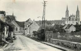 LA CHAPELLE MONTLIGEON - L'église Paroissiale Et La Basilique.. - Sonstige Gemeinden