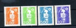 A28959)Frankreich 2775 - 2778** - Neufs