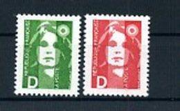 A29008)Frankreich 2848 - 2849** - France