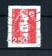 A29015)Frankreich 2860 Gest. - Frankreich