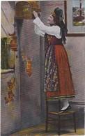 F67-030 ELSÄSSER TRACHT - Costumes