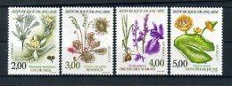 A29047)Frankreich 2910 - 2913**, Blumen - France
