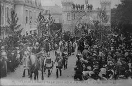 Fètes De L'argentier Jacques Coeur à Bourges, Cortège Royal - Bourges