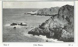 """"""" Cap Polonio """" A La Tierra Del Fuego """"  Série C - N° 5  - Cabo Blanco - Argentina"""