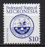 Micronésie - 1985 - Yvert N° 28 **  - Série Courante - Micronésie