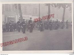 Au Plus Rapide Photo Gendarmerie Maître Chien Beau Format 13 Par 18 Cm Toulouse Toulon Nice ?? à Situer - Guerra, Militari