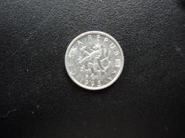 RÉPUBLIQUE  TCHÈQUE : 10 HALERU   1995 (m)  KM 6    SUP - Tchéquie