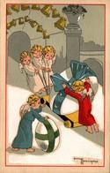 Gaston MARECHAUX - Pâques - Autres Illustrateurs