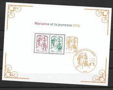 France 2013 Bloc 133  Marianne De La Jeunesse état Luxe - Blocs & Feuillets