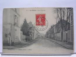 72 - LE MANS - RUE JOINVILLE - 1912 - Le Mans