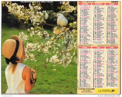 CALENDRIER L ALMANACH DU FACTEUR 1994 - Calendriers
