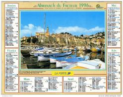 CALENDRIER L ALMANACH DU FACTEUR 1996 - Calendriers