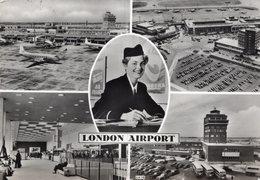 London Airport - 1946-....: Moderne