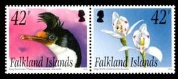 (189) Falkland Isl. / 2004 Sea Lion Islands / Pair / 2005 Imprint  **  / Mnh  Michel 911-12 II - Falkland