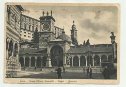 UDINE - PIAZZA VITTORIO EMANUELE - LOGGIA S.GIOVANNI  VIAGGIATA FG - Udine
