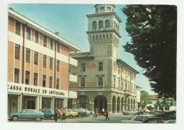 CERVIGNANO - PIAZZA INDIPENDENZA - LA FONTANA   VIAGGIATA FP - Udine