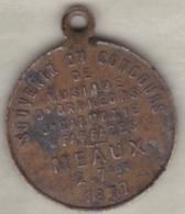 Médaille Souvenir De Concours De Musique – Meaux 2 Décembre 1877 - France
