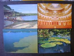 MANAUS / AMAZONAS (BRAZIL) - 11 POSTCARDS IN THE STATE - Manaus