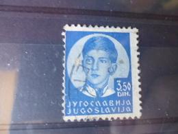 YOUGOSLAVIE   YVERT N° 284 - 1931-1941 Royaume De Yougoslavie