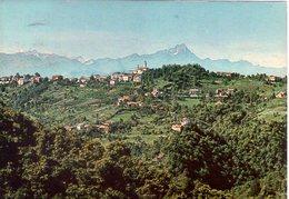Montaldo Mondovì. (CN). Vista Del Monviso. VG. - Cuneo