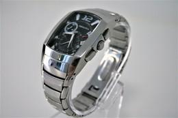 Watches : RODANIA MEN Rectangulaire CHRONOGRAFH  -  Nr. : 24312 - Original  - Running - Excelent Condition - Horloge: Luxe
