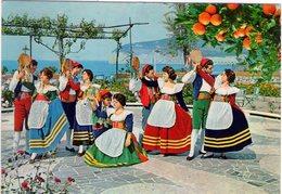 Tarantella. Folklore Sorrentino. VG. - Danza
