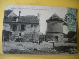 L9 7800  CPA 1906 - 95 BEZONS. LA GRANDE FERME (ANCIEN DOMAINE DE GABRIELLE D'ESTREES) - EDIT. HUET BURALISTE. - Bezons