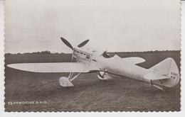 0244 /  AVION , AIRPLANE  /      DEWOITINE   D.510     Avion De Chasse   Canon Hispano Suiza - Elicotteri