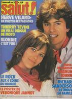 SALUT ! - N° 146 DU 29 AVRIL AU 12 MAI 1981 - BASHUNG-JOHNNY-RICHARD SANDERSON-BLONDIE ... - PORT COMPRIS EN FRANCE - Muziek