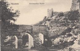 BORNHOLM (Dänemark) - Hammerhus Ruiner, Gel.1924, Sonderstempel, Gute Erhaltung - Dänemark