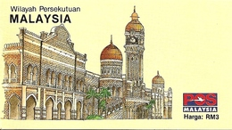 MALAYSIA (NATIONAL), 1993, Booklet KSB9, 10x30c, Rice Plant - Maleisië (1964-...)
